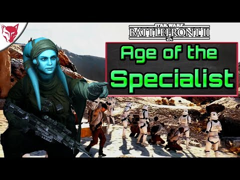 Age of the Specialist, Heroes Cost Credits?! Star Wars Battlefront 2 Extraction Gameplay thumbnail