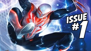 Spider-Man 2099 (All-New All-Different) Issue #1 Full Comic Review! (2015)