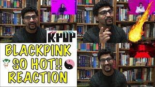 BLACKPINK (블핑하우스) SO HOT REACTION