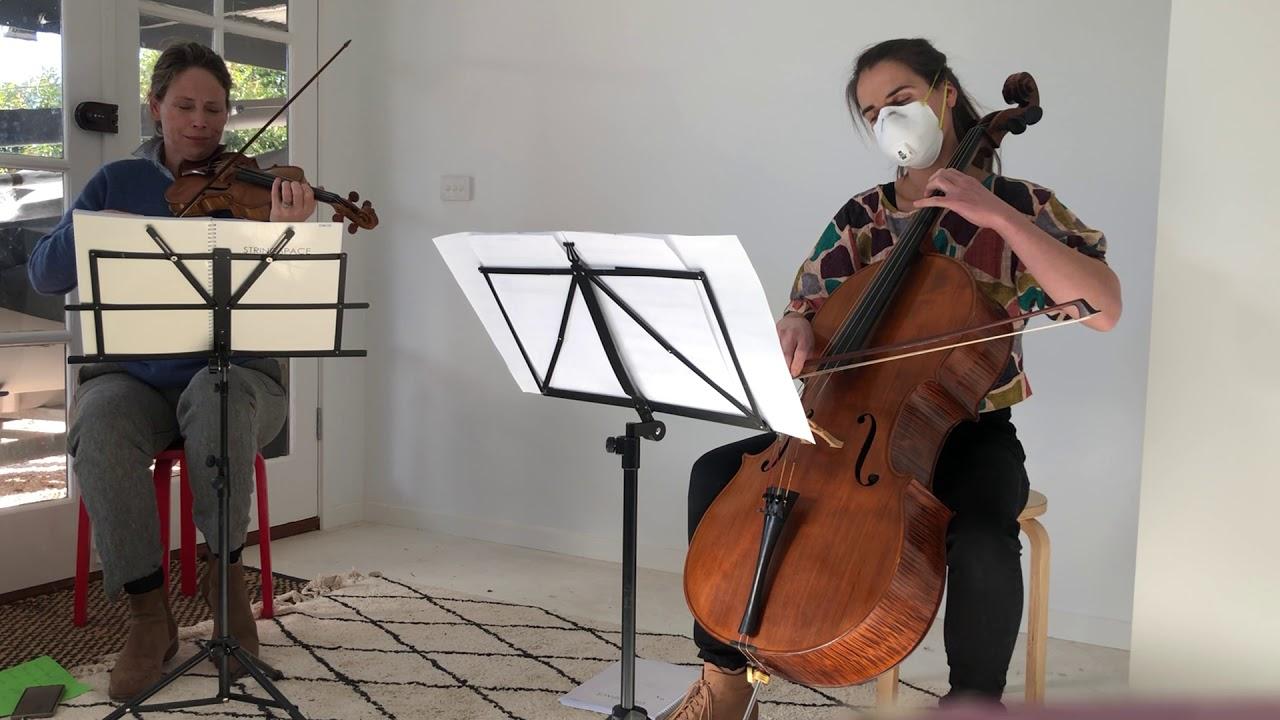 WATCH ONLINE - Livestream Concert feat. Violin & Cello