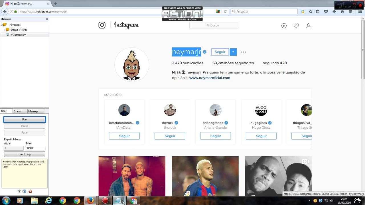 Como ganhar seguidores no instagram com bot 2017 funciona