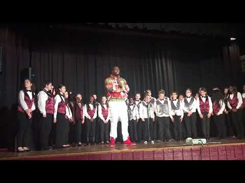 """""""This Christmas"""" - JChosen and PMS Select Choir"""
