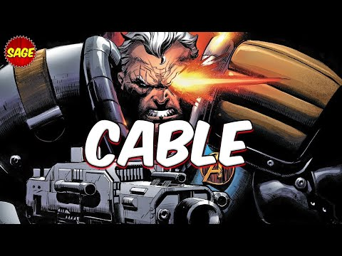 Who is Marvel's Cable? Powerful Future Son of Cyclops