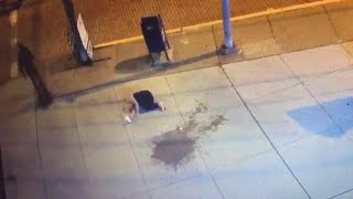 """""""Nobody called 911"""": Witnesses rob, take photos of unconscious woman"""