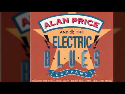 Alan Prince & The Electric Blues Company - Good Time / Bad Woman