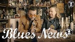 Marjo Leinonen & Knucklebone Oscar - Blues News haastattelu