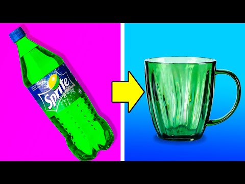 36 PLASTIC BOTTLE HACKS YOU'LL WANT TO TRY