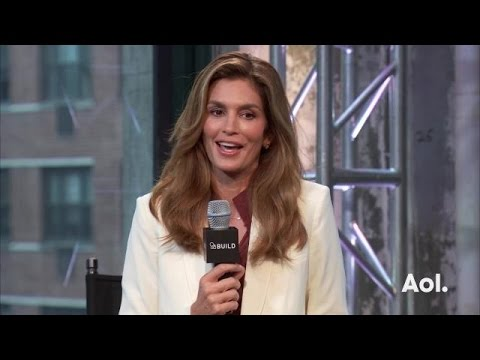 "Cindy Crawford on Her New Book ""Becoming"""