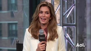 Cindy Crawford on Her New Book