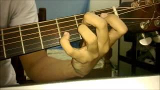 yêu xa( Vũ Cát Tường) - guitar cover