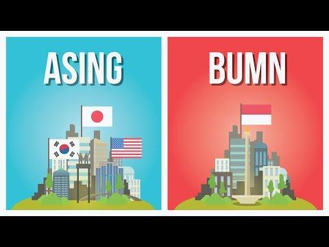 Mending Mana: Kekayaan Negara Dikelola Asing Atau BUMN?