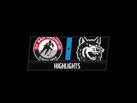 DEL2 Highlights 24. Spieltag | EC Bad Nauheim vs. EHC Freiburg