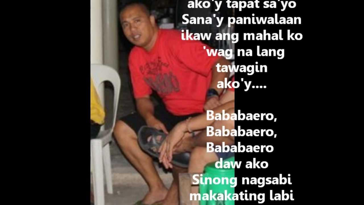 Download babaero randy santiago mp3 free and mp4.