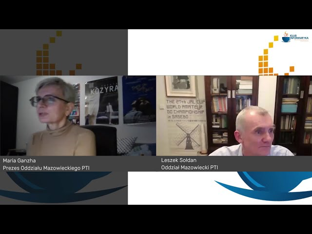 KI. Dokąd zmierza informatyka (2), Leszek Sołdan