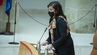 La presidenta Andreu anuncia que la próxima semana comenzará la vacunación a menores de 60 años