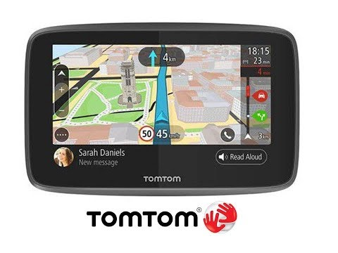Map updates 2018 for free TomTom GPS with WiFi ✅
