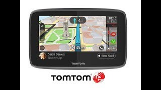 Map updates 2019 for free TomTom GPS via WiFi