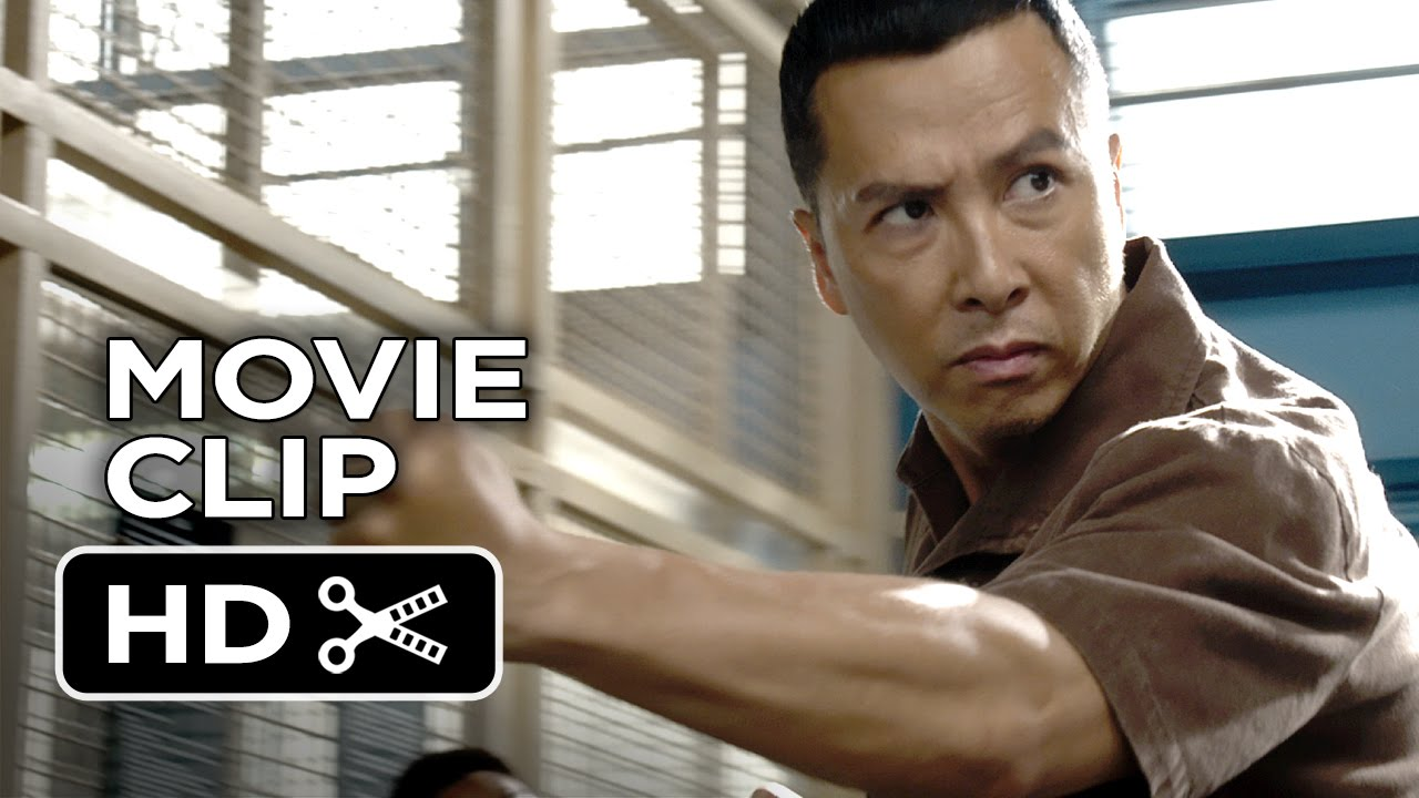 kung fu killer movie clip the prison fight 2015