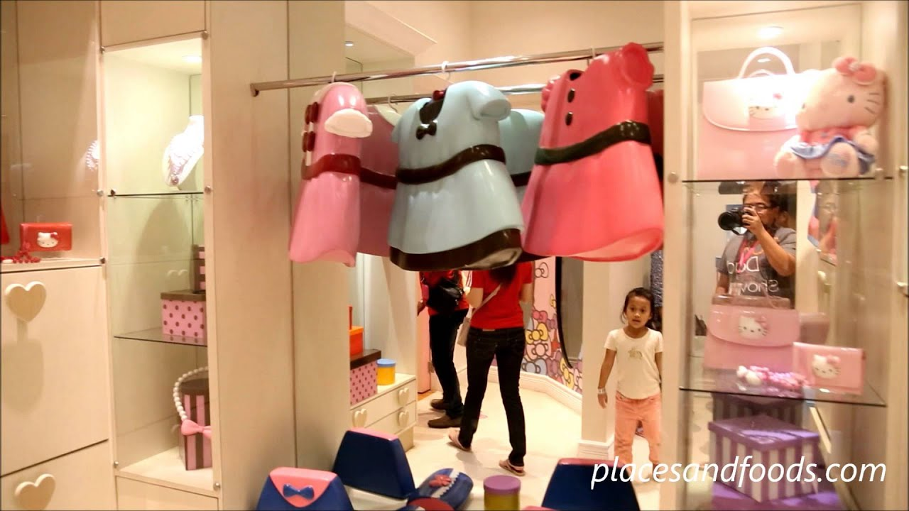 Hello Kitty Mansion Malaysia Walkthrough