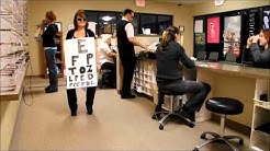 Harlem Shake Eye Doctor's Office