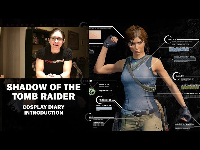 Shadow Of The Tomb Raider Cosplayers Guide Tomb Raider