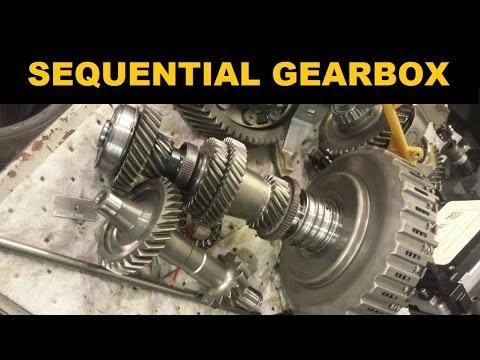 sequential gearboxes Strong, compact 6-speed sequential racing gearboxess the highly adaptable albins st6 gearbox was originally designed for australia's v8 supercars the base 6-speed gear section can be configured to an inline transmission, rear.