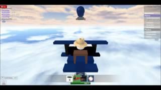 ROBLOX: Let's play Zeppelin Battle