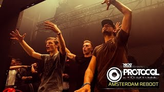 Nicky Romero + Martin Garrix + Afrojack | Close Your Eyes | Protocol 'ADE Reboot'