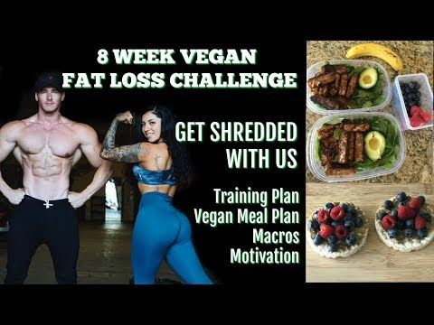 Vegan Fitness Challenge | 8 Week Transformation with Nimai Delgado & Bianca Taylor