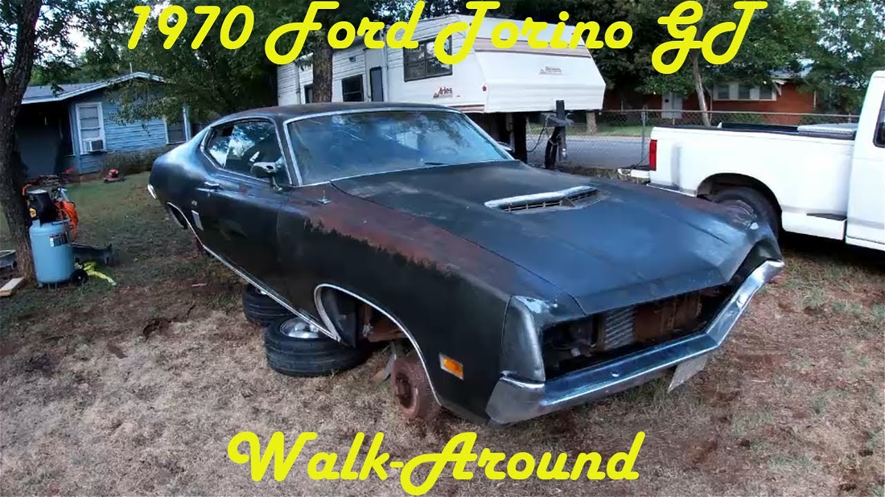 Download 1970 Ford Torino GT Walk Around