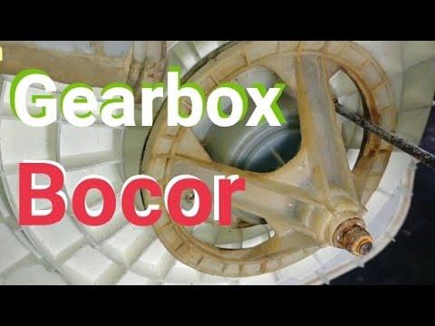Cara Memperbaiki Gearbox Mesin Cuci Bocor, Tanpa Mengganti Apapun