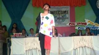 The Rich Man and the Poor Man - 2nd APPEAR 2010 Olongapo City -- Declamation champion