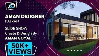 Aman Designer Patran,, 3ds views