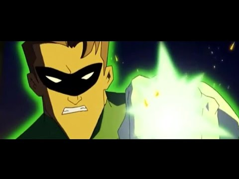 Justice League Abducted :Batman & Green Arrow on the Trail [HD]