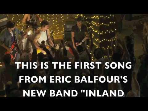 Eric Balfour's new band INLAND EMPIRE