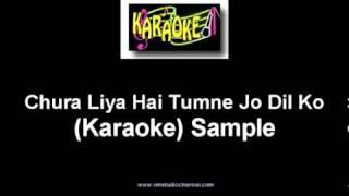 Hindi Karaoke - Chura Liya Hai - Karoake