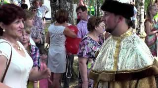 Дыхание праздника! Тарнога 2014 г