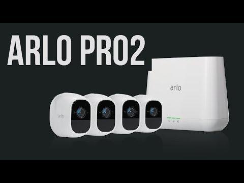 NETGEAR Arlo Pro 2  Review 2019