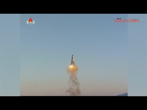 S.Korea: North Korea's attempted missile launch fails