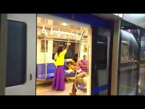 EXPLORE CHENNAI WITH US | Chennai Metro  Underground Journey  Experience