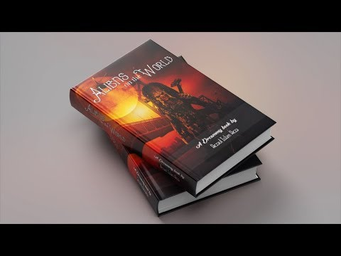 how to make a book in photoshop