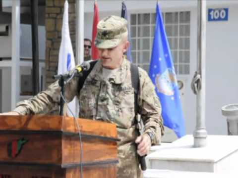Pantano takes command of Afghanistan Engineer District North