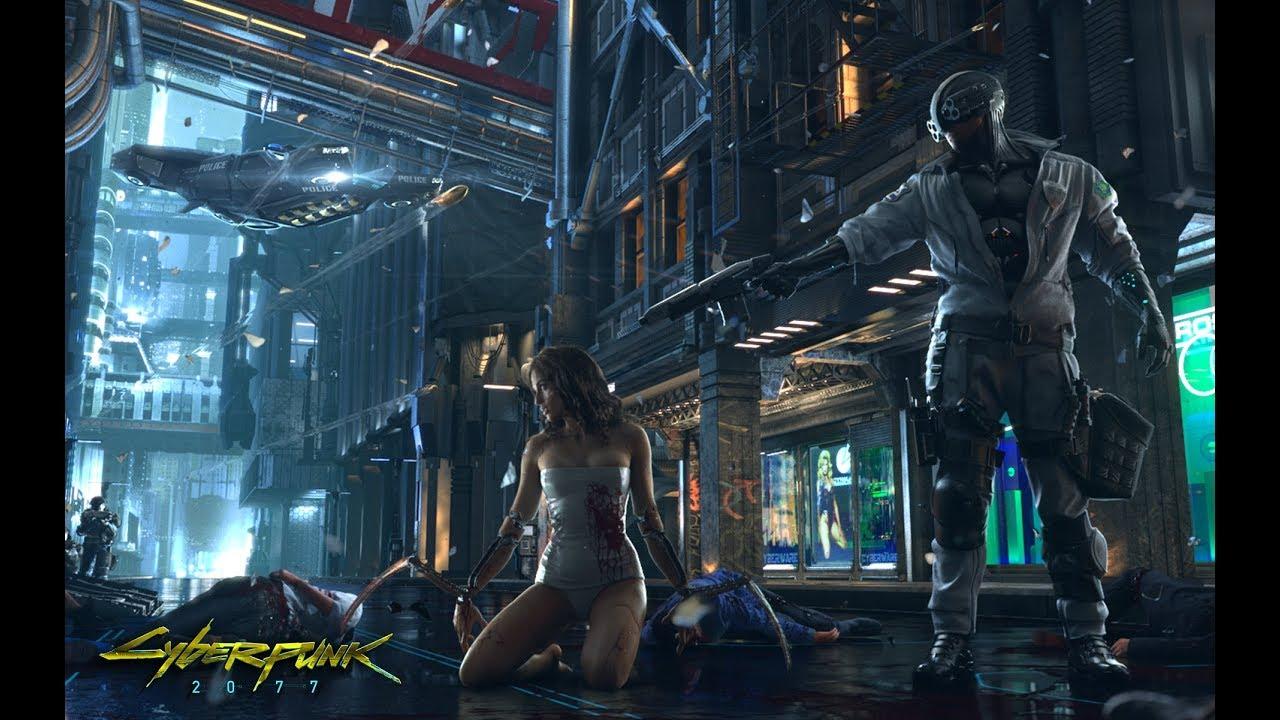 Cyberpunk 2077 Huge New Images Info Recent Leak