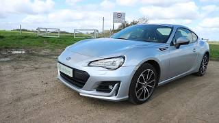 Subaru BRZ First Drive - Well Driven Review