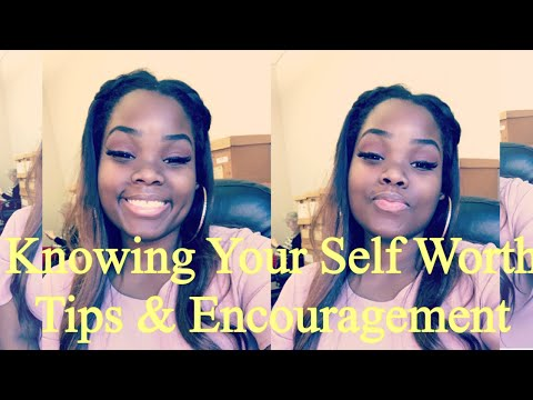 Let's Talk | Knowing Your Worth | Encouragement Monday