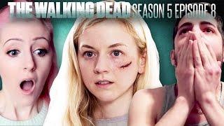 The Walking Dead: Beth's Death Fan Reaction Compilation!