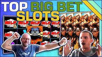 BIG BET Slot Games that Streamers don't play anymore