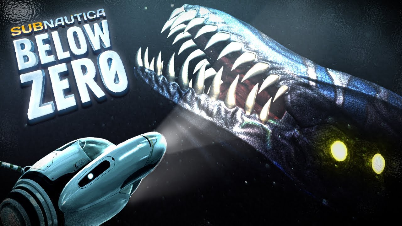 Subnautica: Below Zero - THE LEVIATHANS HAVE BEEN REVEALED - The