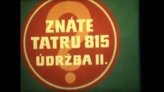 TATRA 815 - údržba 2