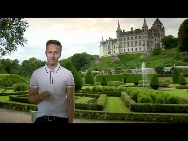 BBC Reporting Scotland/ NC500: Dunrobin Castle (Day 4)